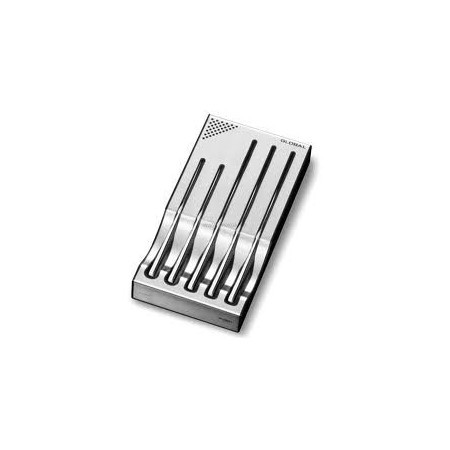 Global caj n para 5 cuchillos g 88 555tr for Cocina 88 el cajon