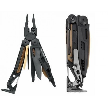 Leatherman - Alicate MUT negro